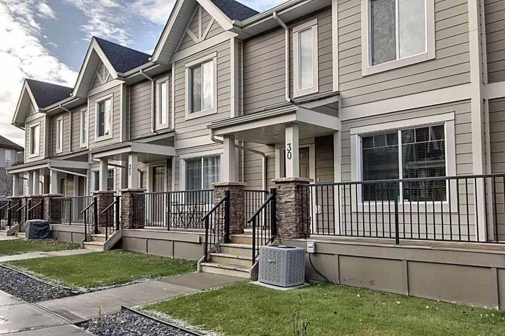 Townhouse for sale at 1150 Windermere Wy SW Unit 30 Edmonton Alberta - MLS: E4218640