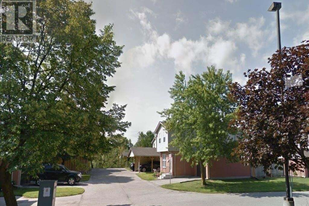 Townhouse for sale at 1250 Jalna Blvd Unit 30 London Ontario - MLS: 270097