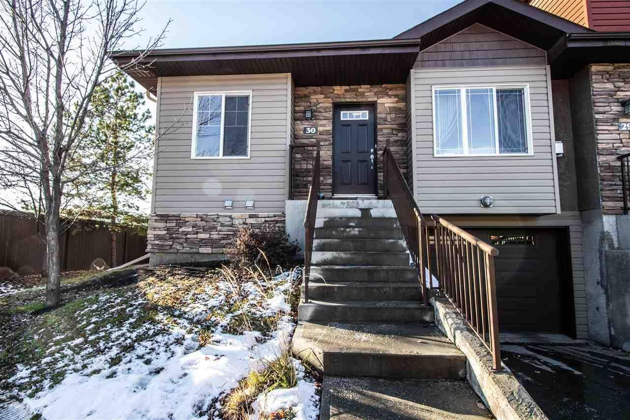 Townhouse for sale at 12930 140 Ave Nw Unit 30 Edmonton Alberta - MLS: E4180834