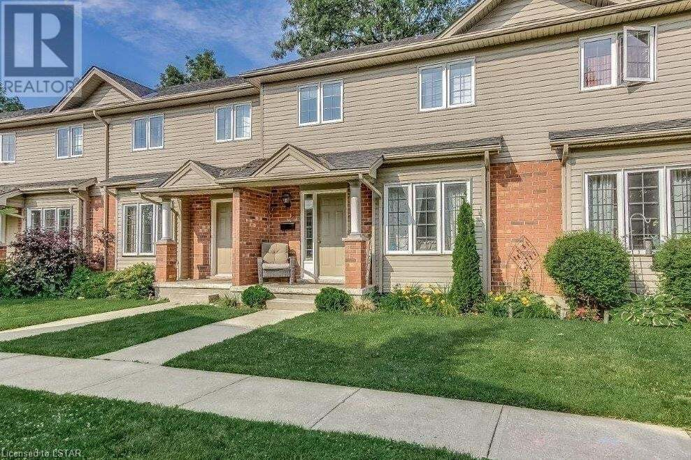 Townhouse for rent at 1920 Marconi Blvd Unit 30 London Ontario - MLS: 263245