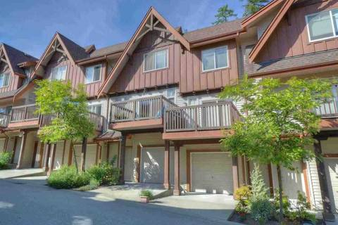 Townhouse for sale at 2000 Panorama Dr Unit 30 Port Moody British Columbia - MLS: R2379384