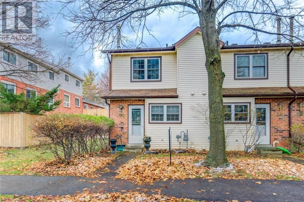 Townhouse for sale at 2065 Amherst Ht Unit 30 Burlington Ontario - MLS: 30780743