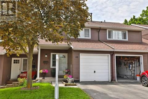 Townhouse for sale at 2185 Fairchild Blvd Unit 30 Burlington Ontario - MLS: 30741146