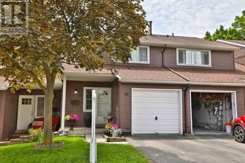 Townhouse for sale at 2185 Fairchild Blvd Unit 30 Burlington Ontario - MLS: W4489639