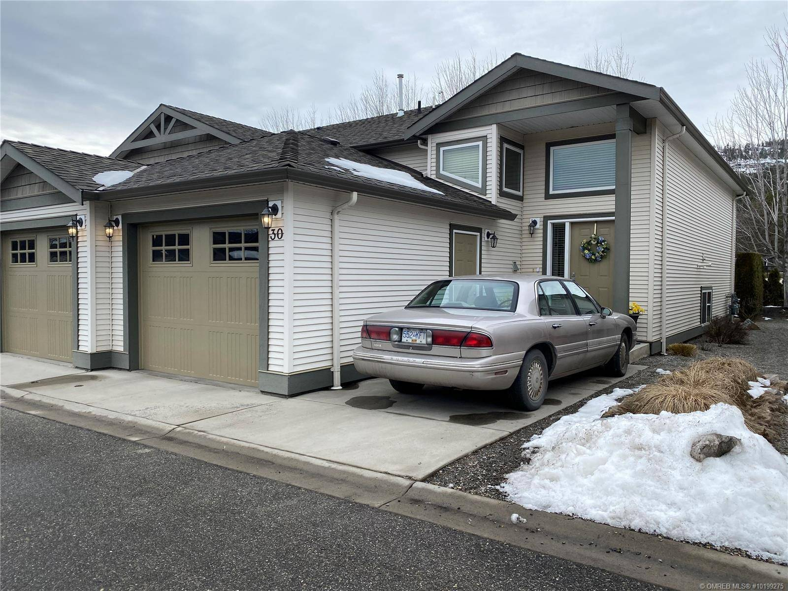 Townhouse for sale at 225 Glen Park Dr Unit 30 Kelowna British Columbia - MLS: 10199275