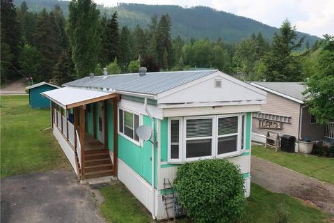 Residential property for sale at 2313 Shuswap Ave Unit 30 Lumby British Columbia - MLS: 10185252