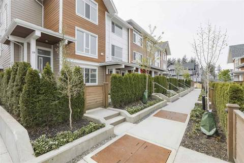 Townhouse for sale at 2958 159 St Unit 30 Surrey British Columbia - MLS: R2358231