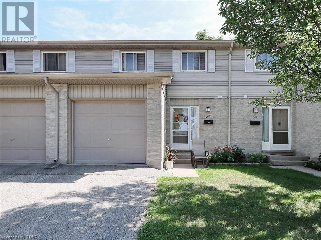 Townhouse for sale at 32 Clarendon Cres Unit 30 London Ontario - MLS: 215782