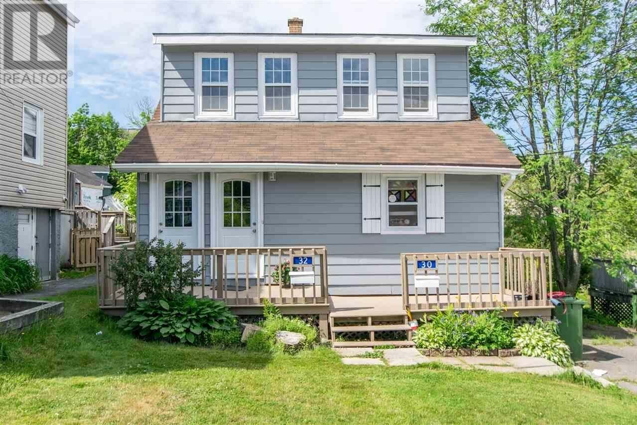 Townhouse for sale at 30 Fenwick St Dartmouth Nova Scotia - MLS: 202012209