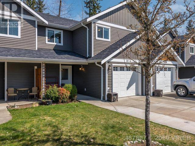 Townhouse for sale at 3400 Coniston Cres Unit 30 Cumberland British Columbia - MLS: 467887