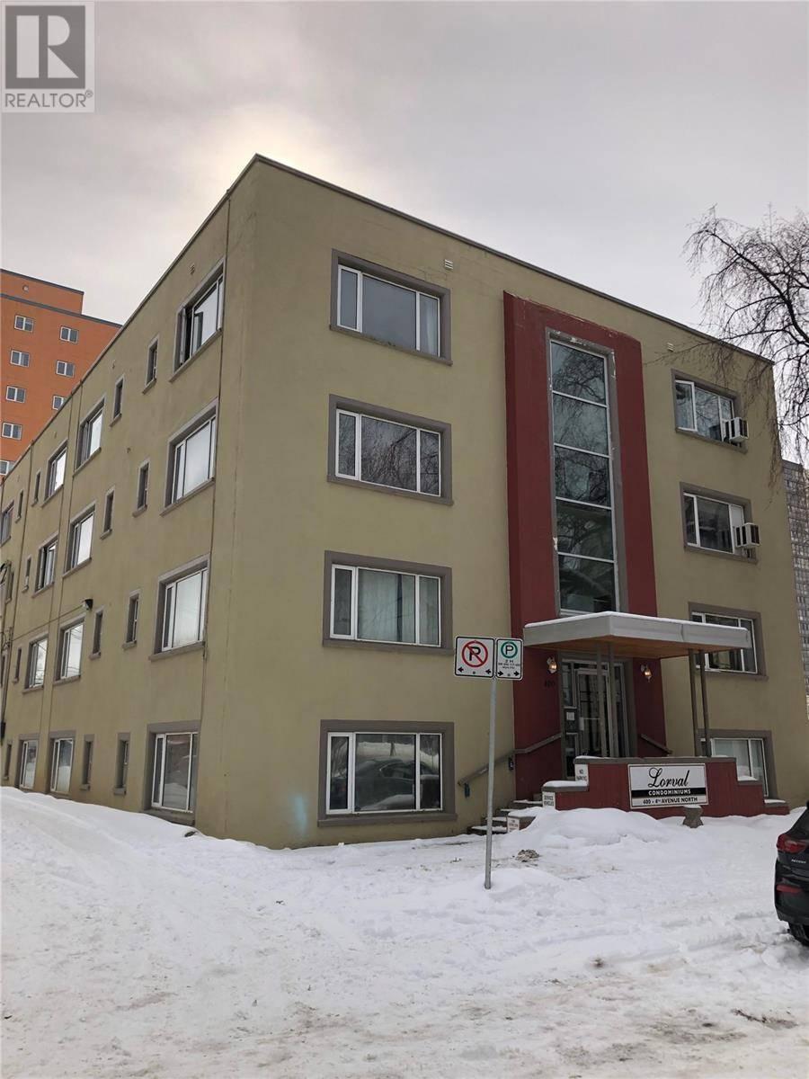 Buliding: 400 4th Avenue North, Saskatoon, SK