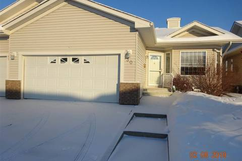 Townhouse for sale at 401 Bothwell Dr Unit 30 Sherwood Park Alberta - MLS: E4143165