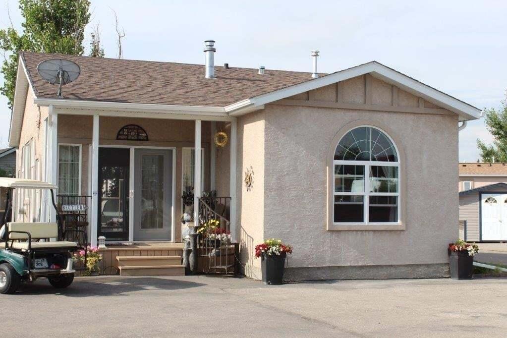 House for sale at 4063 35468 Rd Unit 30 Gleniffer Lake, Rural Red Deer County Alberta - MLS: C4296205