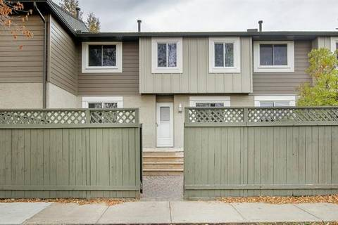 Townhouse for sale at 4936 Dalton Dr Northwest Unit 30 Calgary Alberta - MLS: C4272326