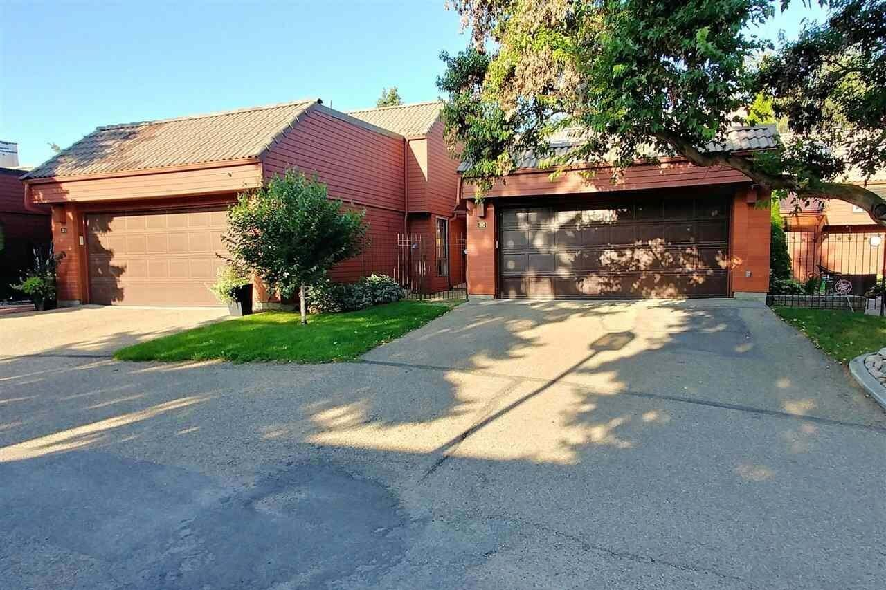 Townhouse for sale at 500 Lessard Dr NW Unit 30 Edmonton Alberta - MLS: E4210935