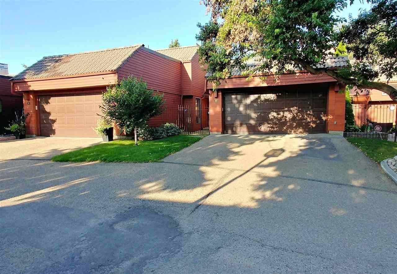 Townhouse for sale at 500 Lessard Dr Nw Unit 30 Edmonton Alberta - MLS: E4151318