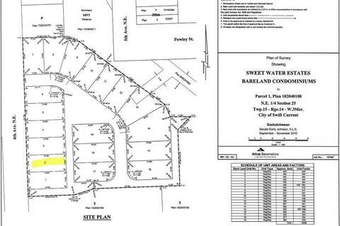 Residential property for sale at 533 4th Ave NE Unit 30 Swift Current Saskatchewan - MLS: SK789204