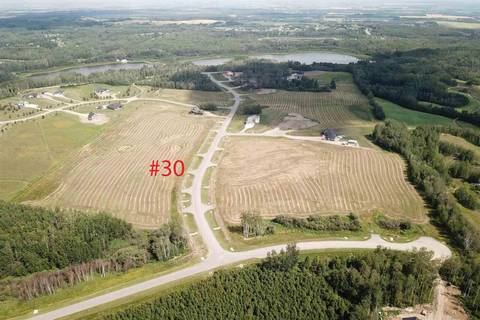 Home for sale at 53524 Range Rd Unit 30 Rural Parkland County Alberta - MLS: E4123587