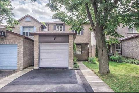 House for sale at 60 Scarfair Ptwy Unit 30 Toronto Ontario - MLS: E4553814