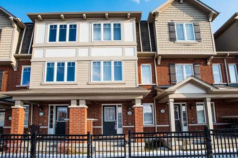 Townhouse for sale at 6020 Derry Rd Unit 30 Milton Ontario - MLS: W4697290