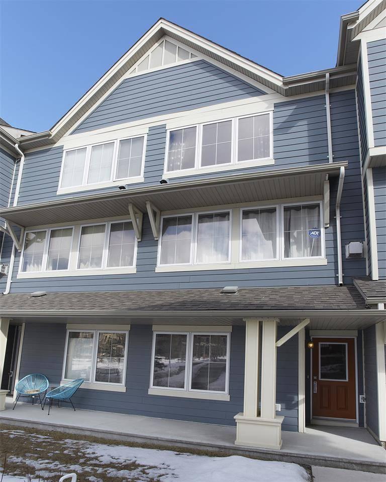 Townhouse for sale at 603 Watt Blvd Sw Unit 30 Edmonton Alberta - MLS: E4193944