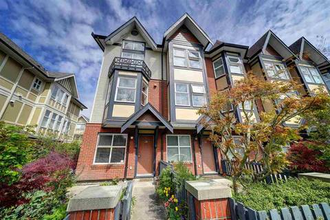 Townhouse for sale at 6099 Alder St Unit 30 Richmond British Columbia - MLS: R2368440