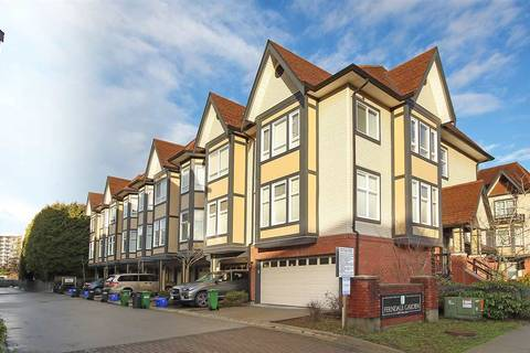 Townhouse for sale at 6099 Alder St Unit 30 Richmond British Columbia - MLS: R2431785