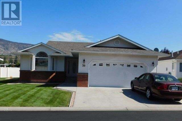 House for sale at 6526 Tuc El Nuit Dr Unit 30 Oliver British Columbia - MLS: 184301