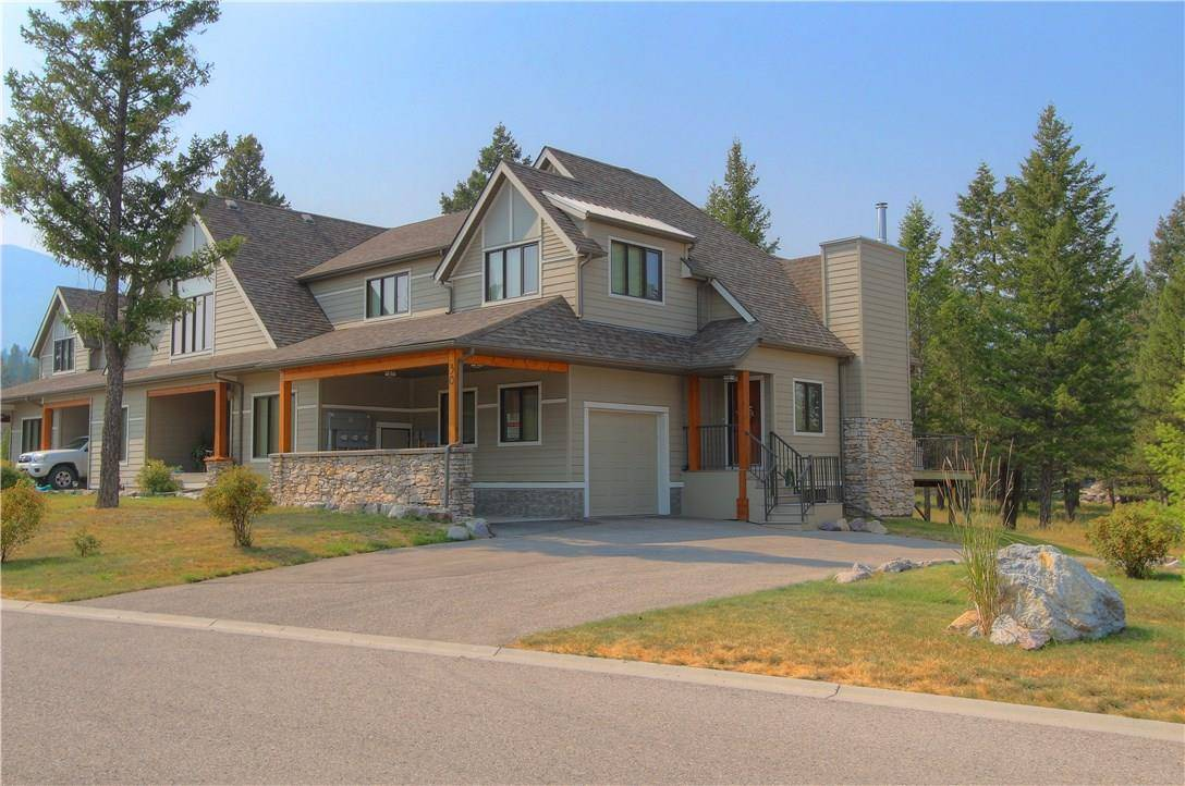 Townhouse for sale at 6800 Columbia Lake Rd Unit 30 Fairmont Hot Springs British Columbia - MLS: 2436969
