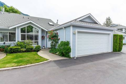 Townhouse for sale at 730 Mccombs Dr Unit 30 Harrison Hot Springs British Columbia - MLS: R2367984