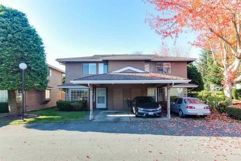 Townhouse for sale at 7740 Abercrombie Dr Unit 30 Richmond British Columbia - MLS: R2373320
