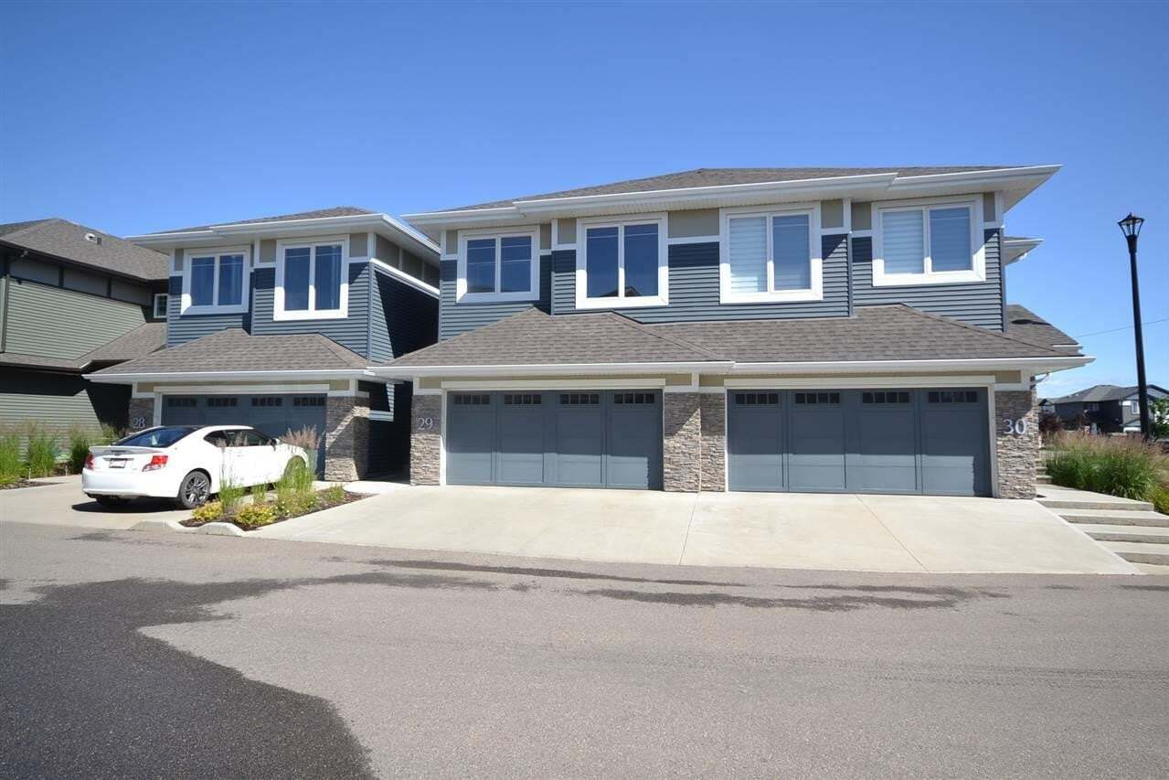 Townhouse for sale at 8132 217 St NW Unit 30 Edmonton Alberta - MLS: E4207426