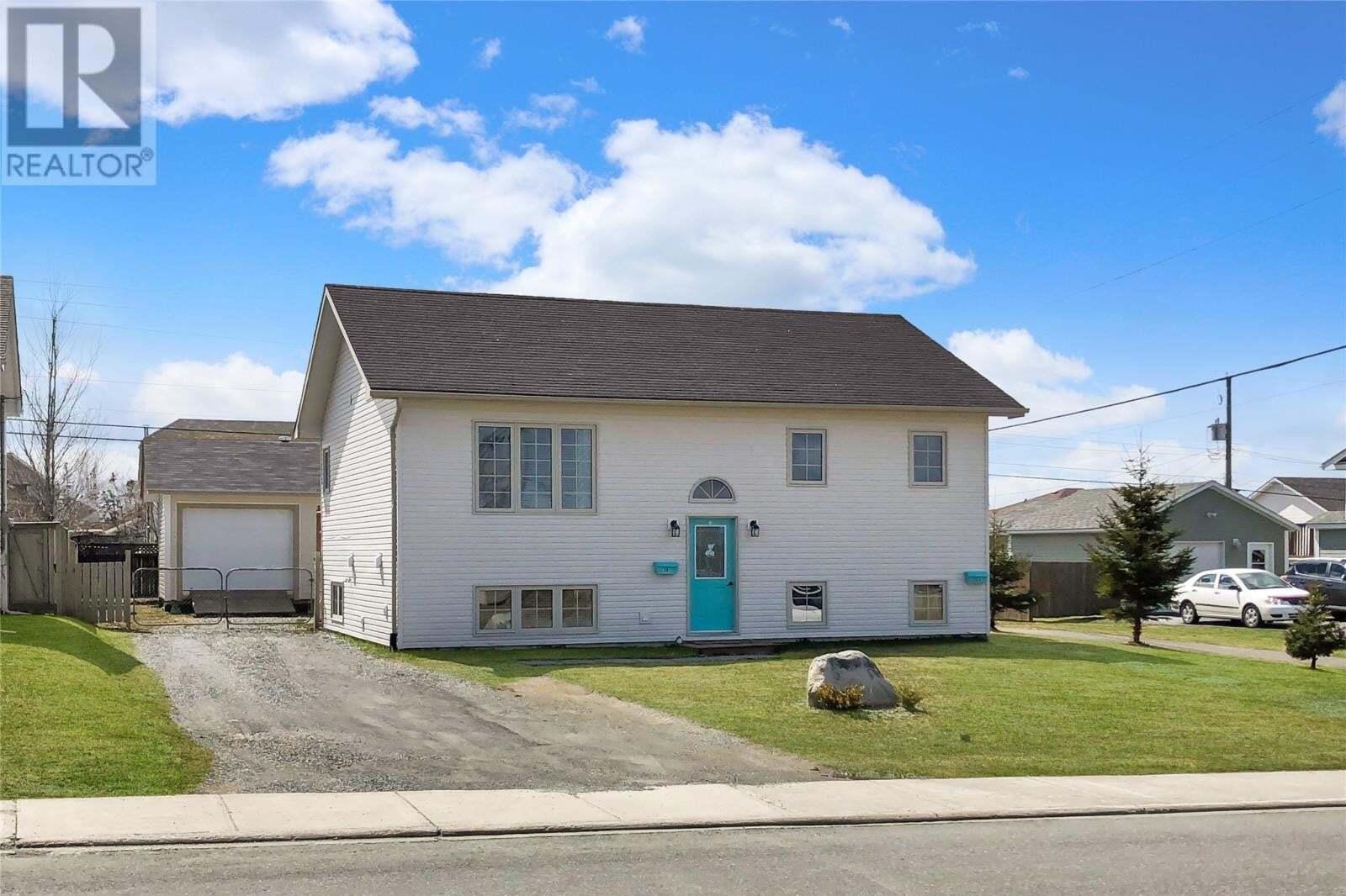 House for sale at 30 Airport Blvd Gander Newfoundland - MLS: 1213895
