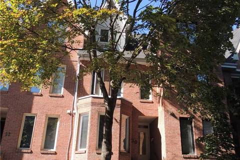 Townhouse for rent at 30 Alcorn Ave Toronto Ontario - MLS: C4554133