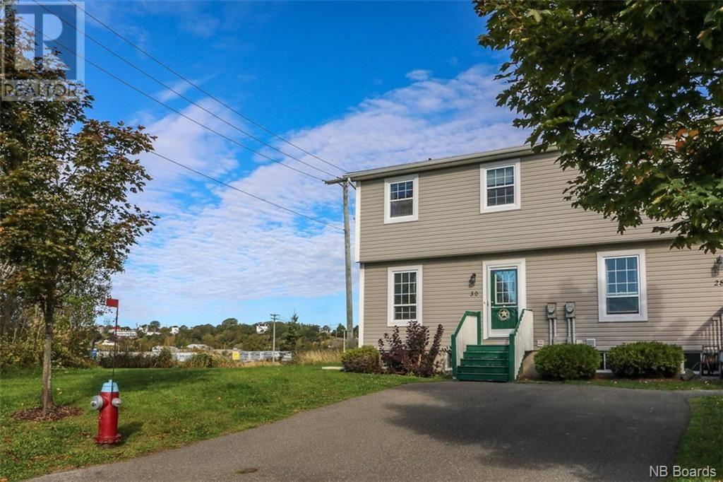House for sale at 30 Alderwood St Saint John New Brunswick - MLS: NB034721
