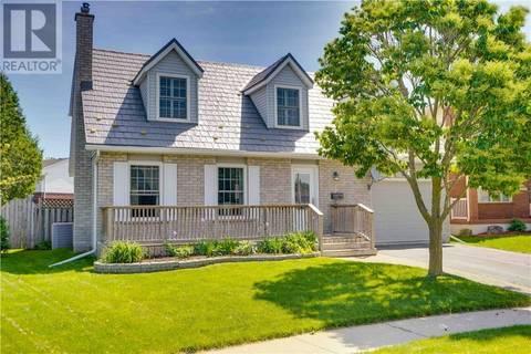 House for sale at 30 Aldridge Cres Cambridge Ontario - MLS: 30743766