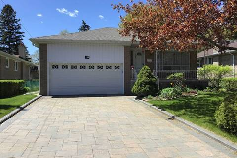 House for sale at 30 Allview Cres Toronto Ontario - MLS: C4567277