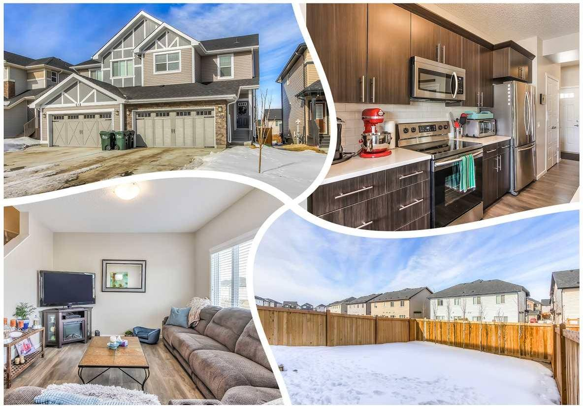 Townhouse for sale at 30 Ambleside Wy Sherwood Park Alberta - MLS: E4190448