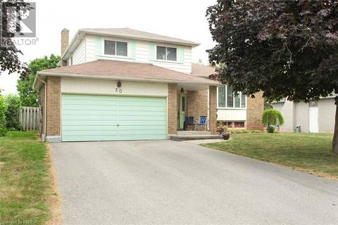 House for sale at 30 Applewood Cres Lindsay Ontario - MLS: 209266