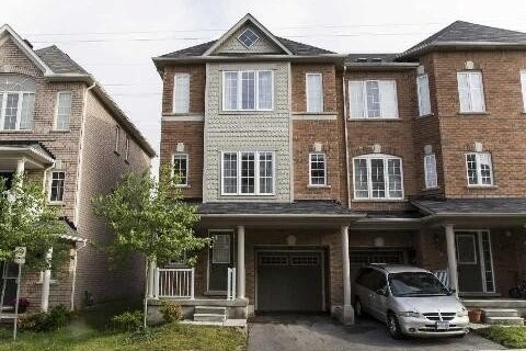 Townhouse for rent at 30 Arizona Dr Brampton Ontario - MLS: W5065806
