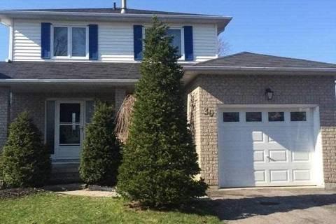 House for sale at 30 Arran Ct Clarington Ontario - MLS: E4425604