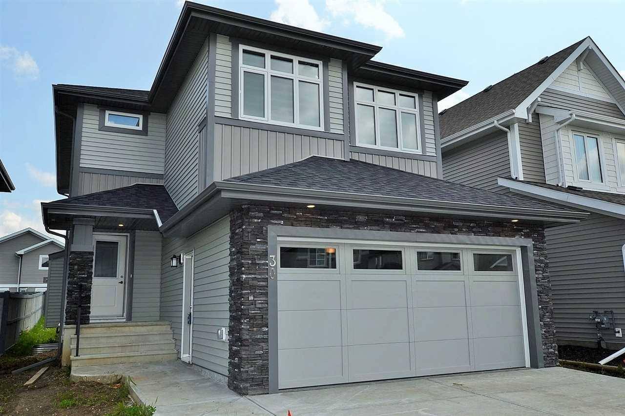 House for sale at 30 Autumnwood Cres Spruce Grove Alberta - MLS: E4170205