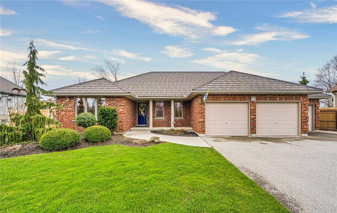 House for sale at 30 Barnes Farm Rd Mount Pleasant Ontario - MLS: H4076392