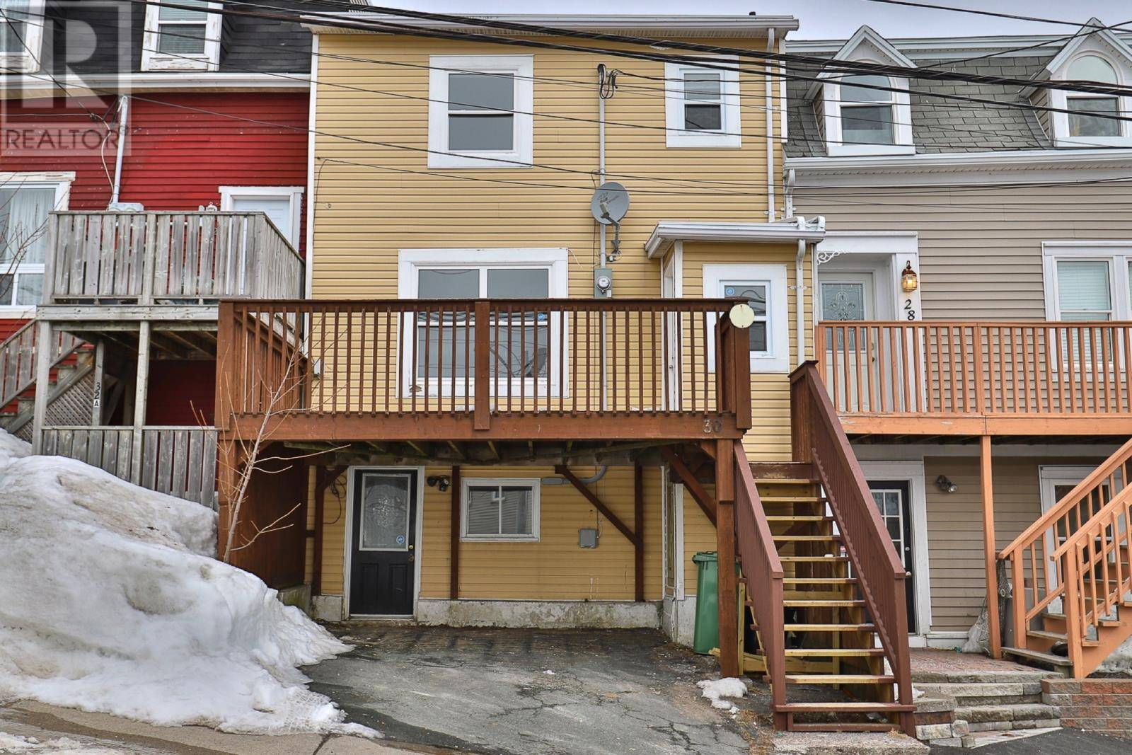 House for sale at 30 Barters Hill Pl St. John's Newfoundland - MLS: 1212070
