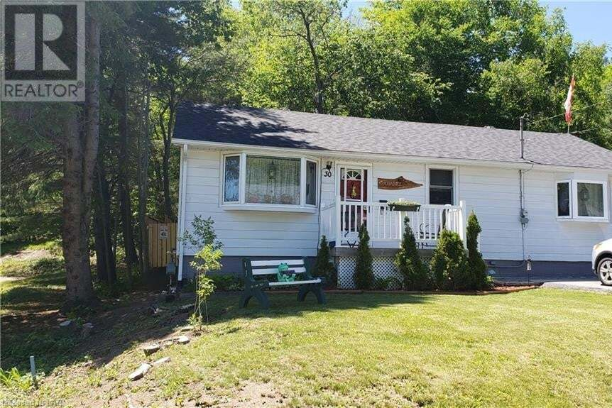 House for sale at 30 Beatty St Parry Sound Ontario - MLS: 279550