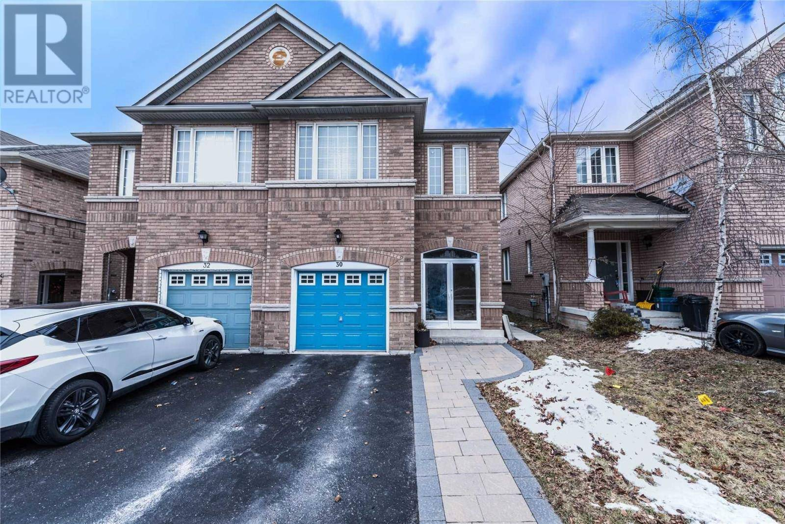 Townhouse for sale at 30 Blue Meadow Ct Markham Ontario - MLS: N4646939