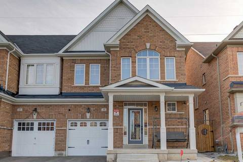Townhouse for sale at 30 Borrelli Dr Brampton Ontario - MLS: W4413525