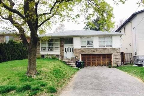House for rent at 30 Burleigh Heights Dr Toronto Ontario - MLS: C4428493