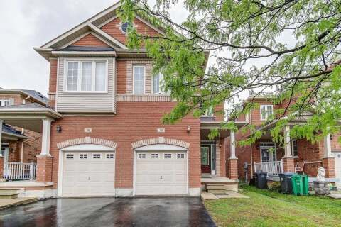 Townhouse for sale at 30 Calm Waters Cres Brampton Ontario - MLS: W4774665