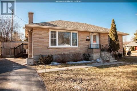 House for sale at 30 Champlain Ave Kingston Ontario - MLS: K19001632